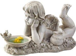 185 Baby Angel Cherub Home Garden Sculpture Statue Figurine