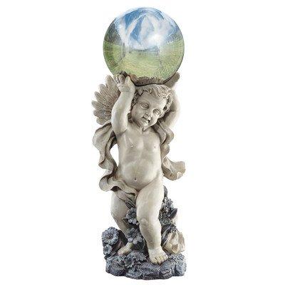 Design Toscano Cheltenham Garden Cherub Statue