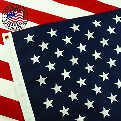 American Flag 100 Made In Usa Certified By Grace Alley 3x5 Ft