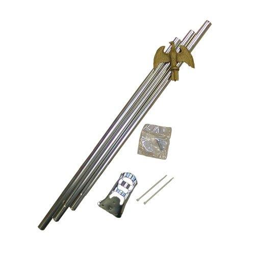 Porch flag mounting kit economy grade hardware No Flag