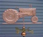 Tractor Weathervane