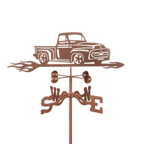 EZ Vane EZ1020-RF Ford Truck Weathervane with Roof Mount