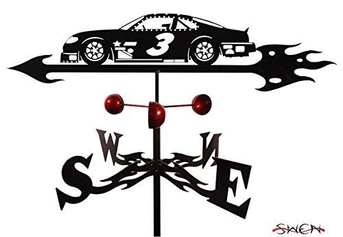 Farrell - Stock Car Weathervane