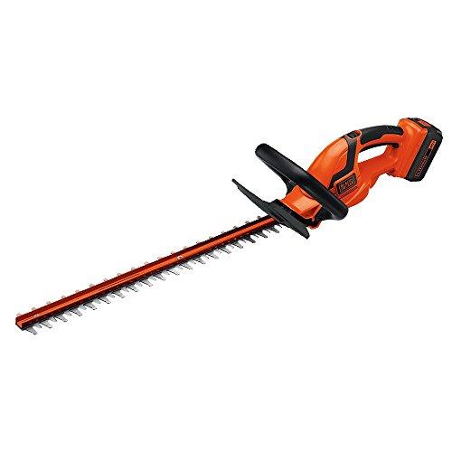 Blackdecker Lht2436 24-inch 40-volt Cordless Hedge Trimmer