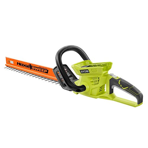 Ryobi ZRRY40601 24 in 40-Volt Lithium-ion Cordless Hedge Trimmer Certified Refurbished
