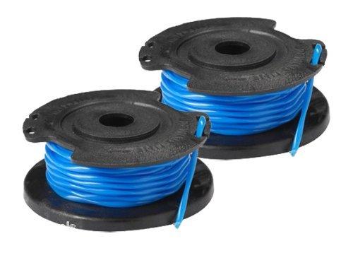 Ryobi P2000amp P2002 18v Electric String Trimmer Spool Wline 2 Pack  3110382ag-2pk
