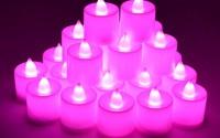Samyo-Set-Of-24-Battery-Flameless-amp-Smokeless-Led-Tealight-Candles-Pink-Candlelight3.jpg