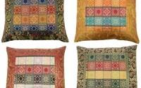 ANJANIYA-4-Banarsi-Silk-Beautiful-Boho-Cushion-Cover-Indian-Bohemian-Style-Silk-Throw-Pillow-Case-Hippie-Decorative-Sofa-Couch-Cushion-Cover-Zippered-16x16-Inch-Style-1-63.jpg